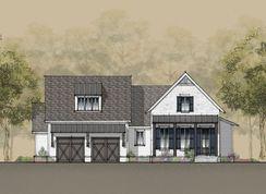 Woodruff 521 - Serenade: Westfield, Indiana - Estridge Homes