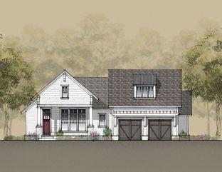 Woodruff 522 - Serenade: Westfield, Indiana - Estridge Homes