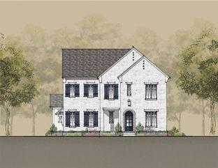 Woodruff 542 - Serenade: Westfield, Indiana - Estridge Homes
