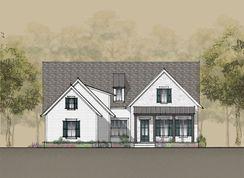 Woodruff 561 - Serenade: Westfield, Indiana - Estridge Homes