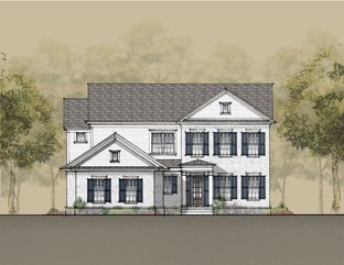 Woodruff 581 - Serenade: Westfield, Indiana - Estridge Homes