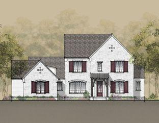 Meridian 701 - Serenade: Westfield, Indiana - Estridge Homes
