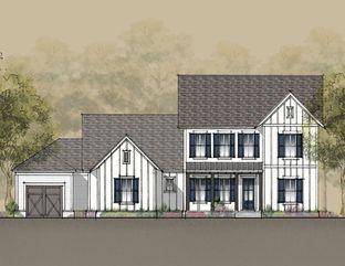 Meridian 721 - Serenade: Westfield, Indiana - Estridge Homes