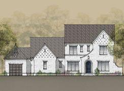 Meridian 722 - Serenade: Westfield, Indiana - Estridge Homes