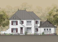 Meridian 741 - Serenade: Westfield, Indiana - Estridge Homes