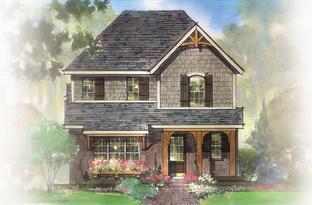 The Hillcrest - Harmony: Westfield, Indiana - Estridge Homes