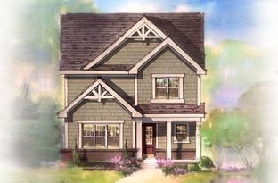 The Dearborn - Harmony: Westfield, Indiana - Estridge Homes