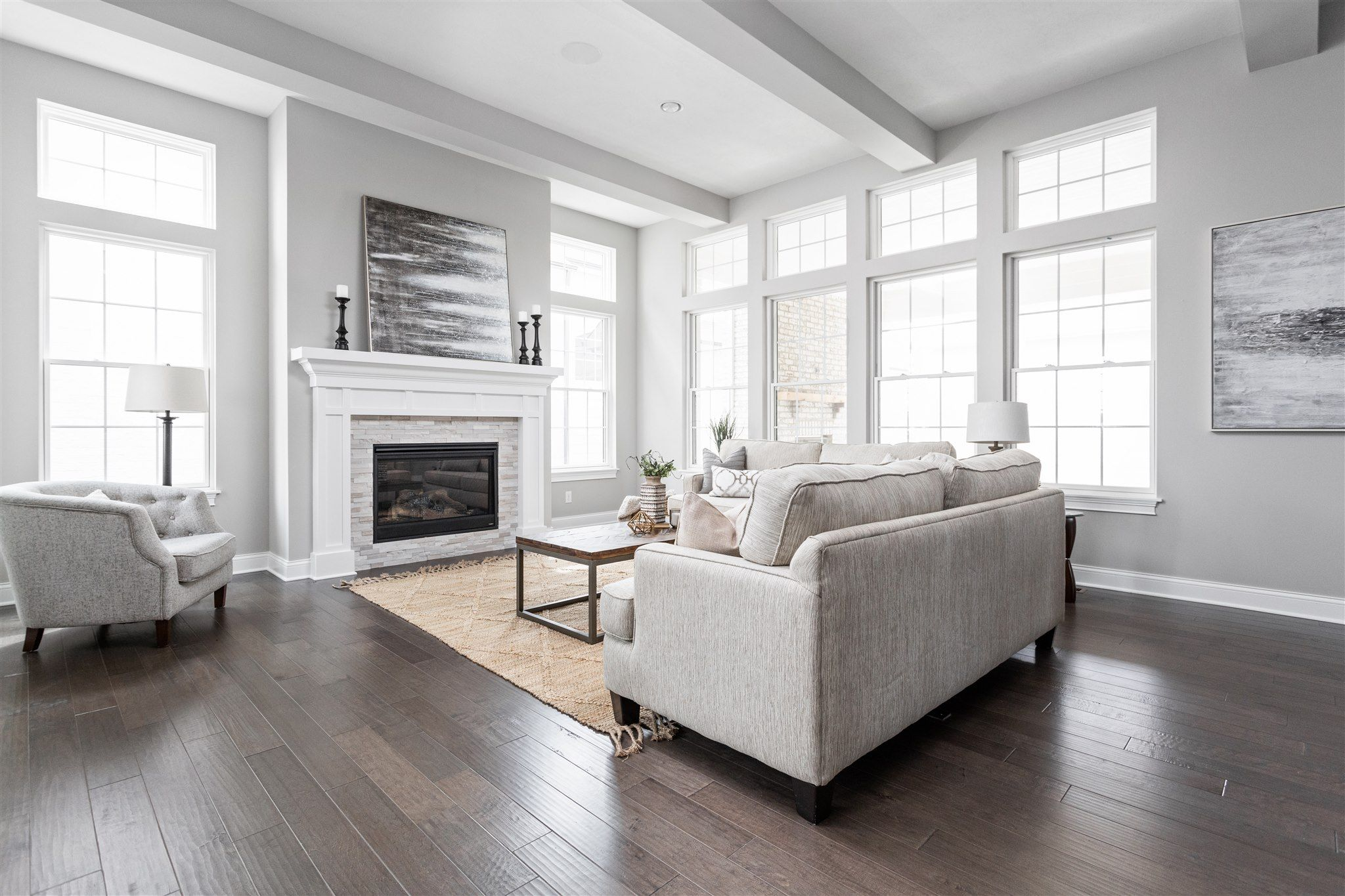 Living Area featured in the Lockerbie 331 By Estridge Homes in Indianapolis, IN