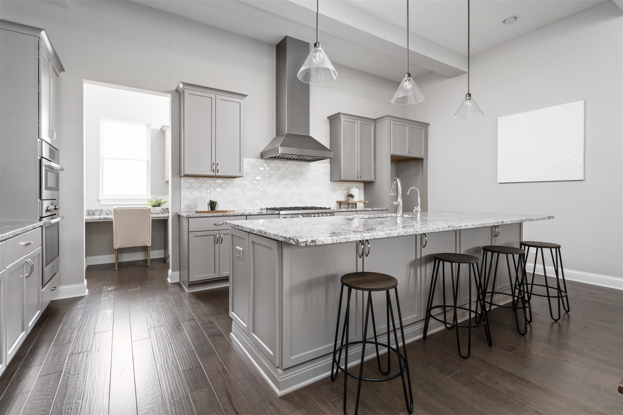 Kitchen featured in the Lockerbie 331 By Estridge Homes in Indianapolis, IN