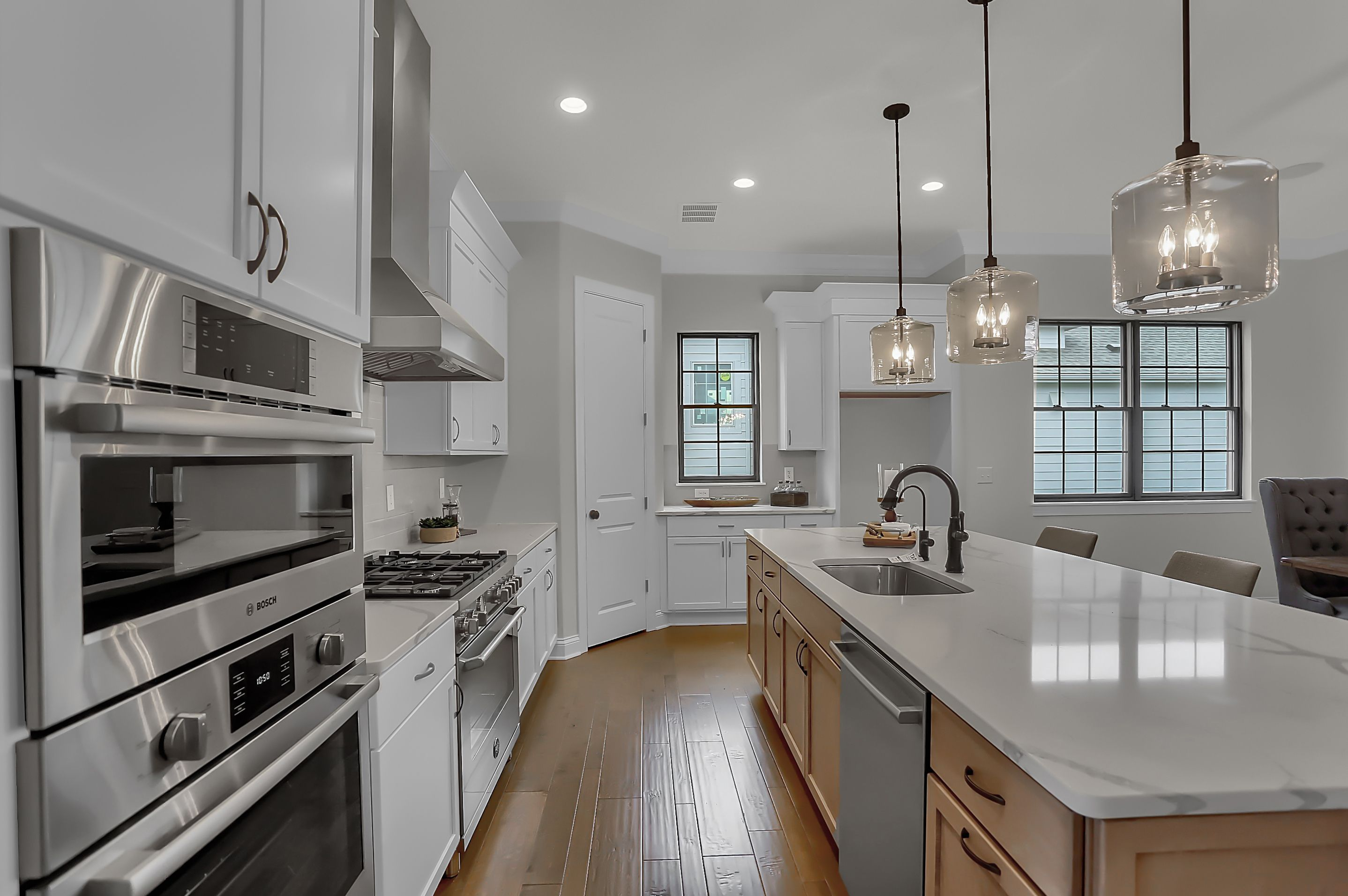 Kitchen featured in the Lockerbie 303 By Estridge Homes in Indianapolis, IN