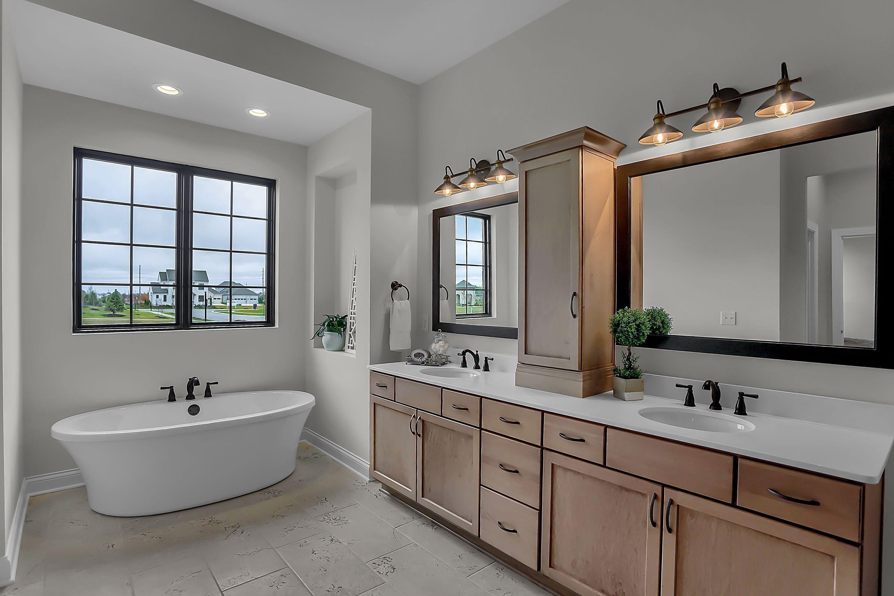 Bathroom featured in the Lockerbie 303 By Estridge Homes in Indianapolis, IN