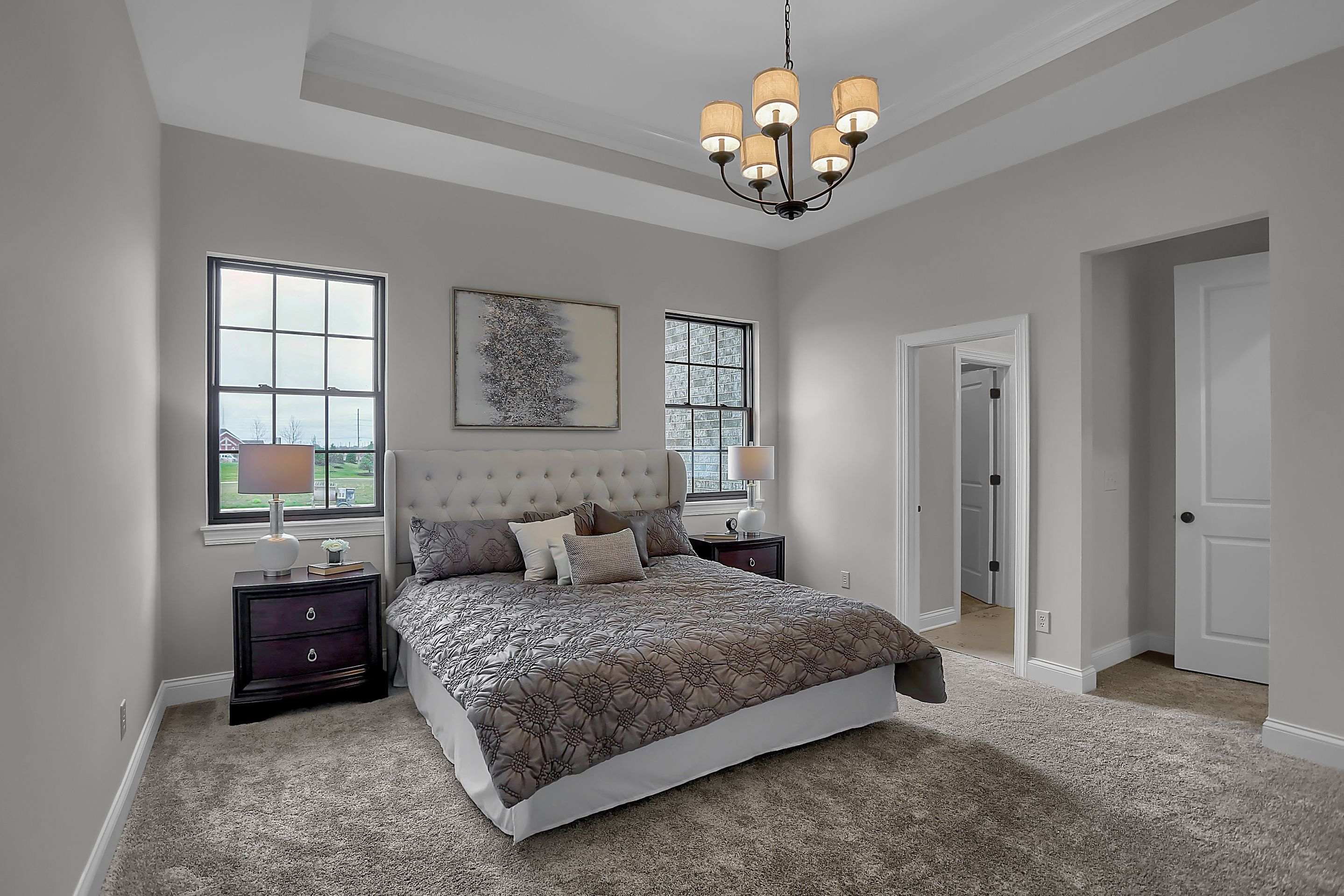 Bedroom featured in the Lockerbie 303 By Estridge Homes in Indianapolis, IN