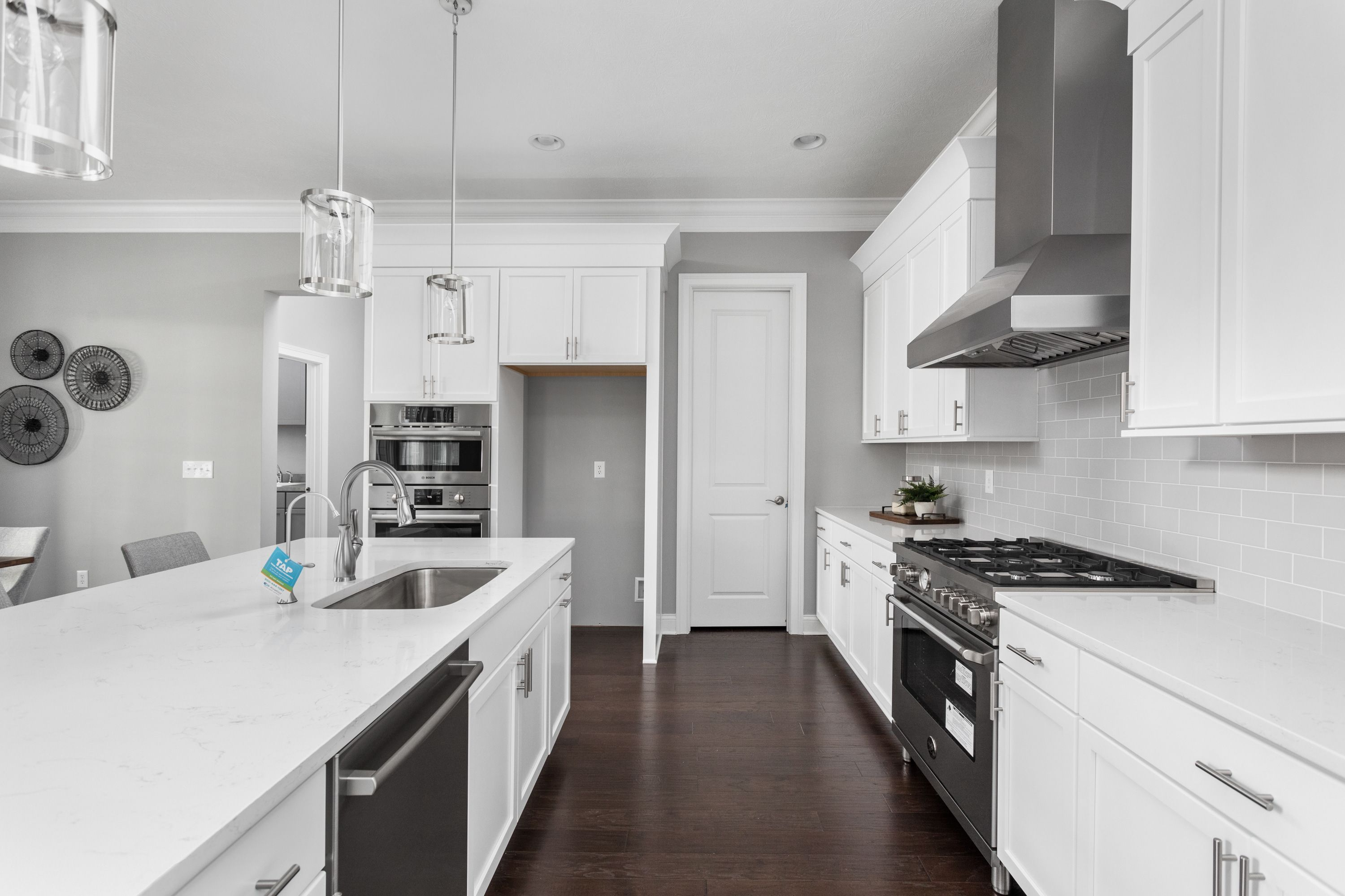 Kitchen featured in the Lockerbie 323 By Estridge Homes in Indianapolis, IN