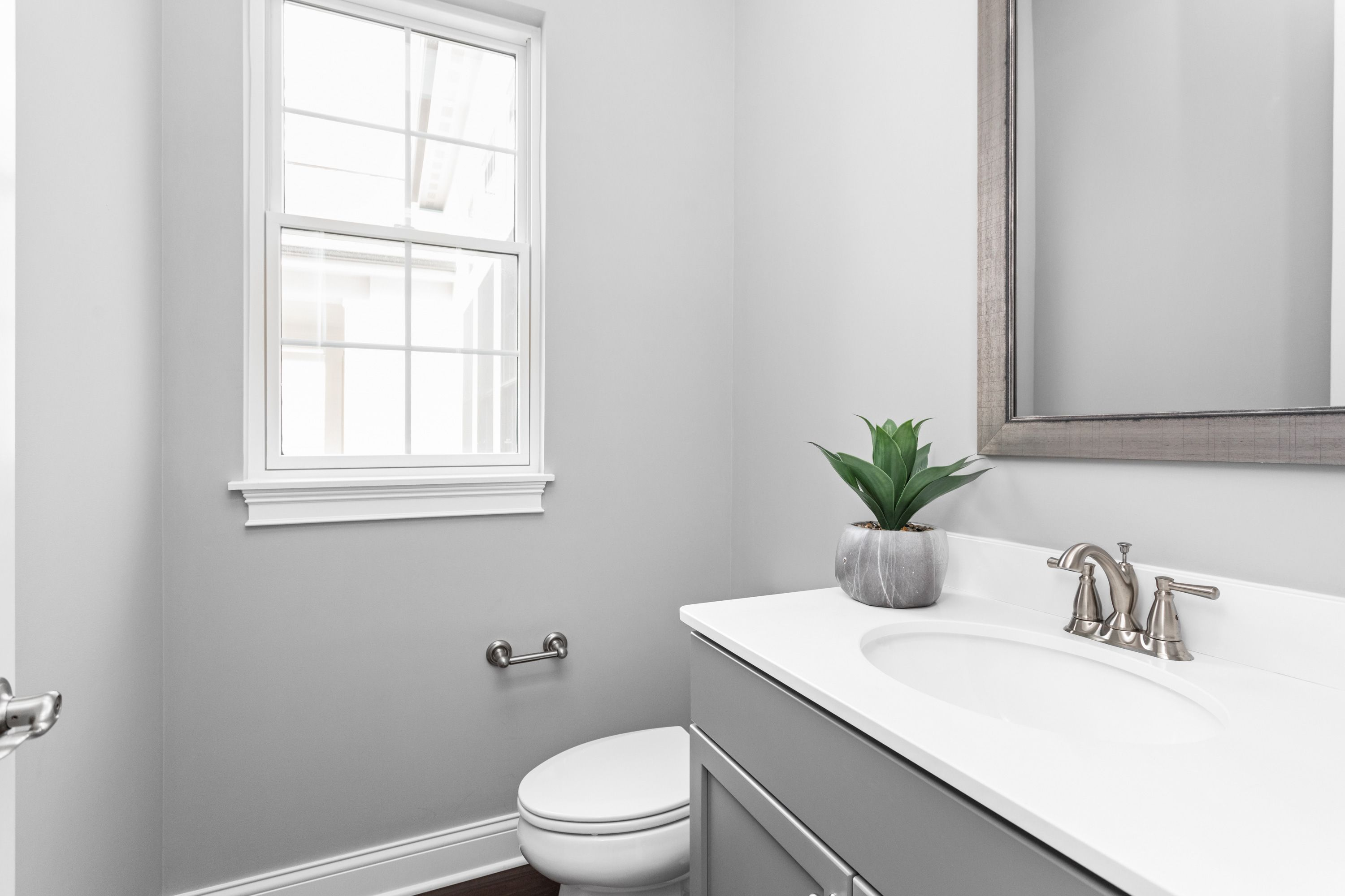 Bathroom featured in the Lockerbie 323 By Estridge Homes in Indianapolis, IN