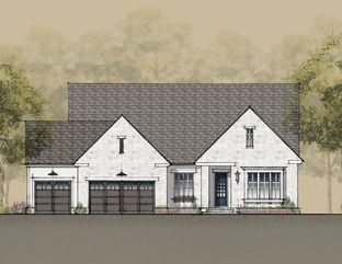 Woodruff 531 - Serenade: Westfield, Indiana - Estridge Homes
