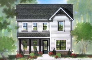 The Brooks - Harmony: Westfield, Indiana - Estridge Homes