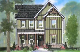 The Denton - Harmony: Westfield, Indiana - Estridge Homes