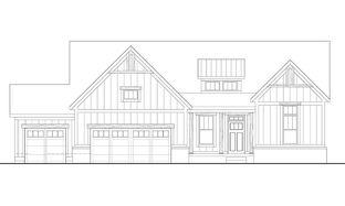 The Billington - Harmony: Westfield, Indiana - Estridge Homes