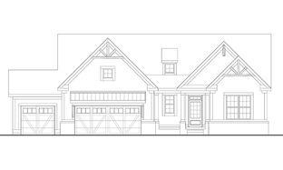 The Calvin - Harmony: Westfield, Indiana - Estridge Homes