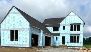 Woodruff 583 - Serenade: Westfield, Indiana - Estridge Homes