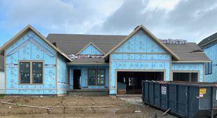 Woodruff 532 - Serenade: Westfield, Indiana - Estridge Homes