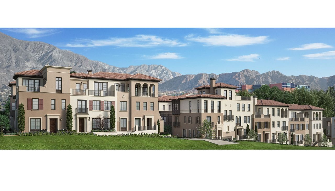 Villas At The Ambassador Gardens In Pasadena, CA, New Homes U0026 Floor Plans  By ETCO Homes
