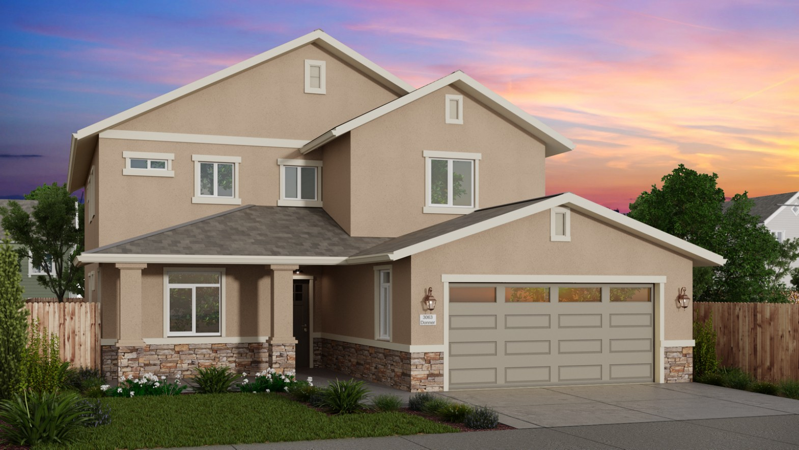 Coventry In Lincoln Ca New Homes By Evergreen Communities