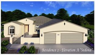 Residence 2 - Dorada: Apple Valley, California - Evergreen Homes LLC