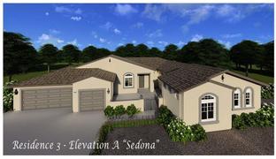 Residence 3 - Dorada: Apple Valley, California - Evergreen Homes LLC