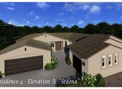 Residence 4 - Dorada: Apple Valley, California - Evergreen Homes LLC