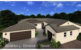Dorada by Evergreen Homes LLC in Riverside-San Bernardino California