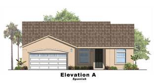 Sky Haven III- Residence 3 - Sky Haven III: Victorville, California - Evergreen Homes LLC