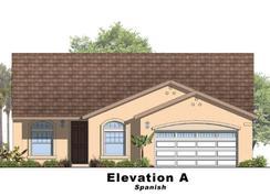 Sky Haven III- Residence 4 - Sky Haven III: Victorville, California - Evergreen Homes LLC