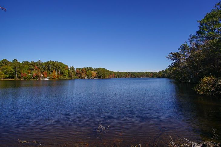 Water and Lake Lots:View