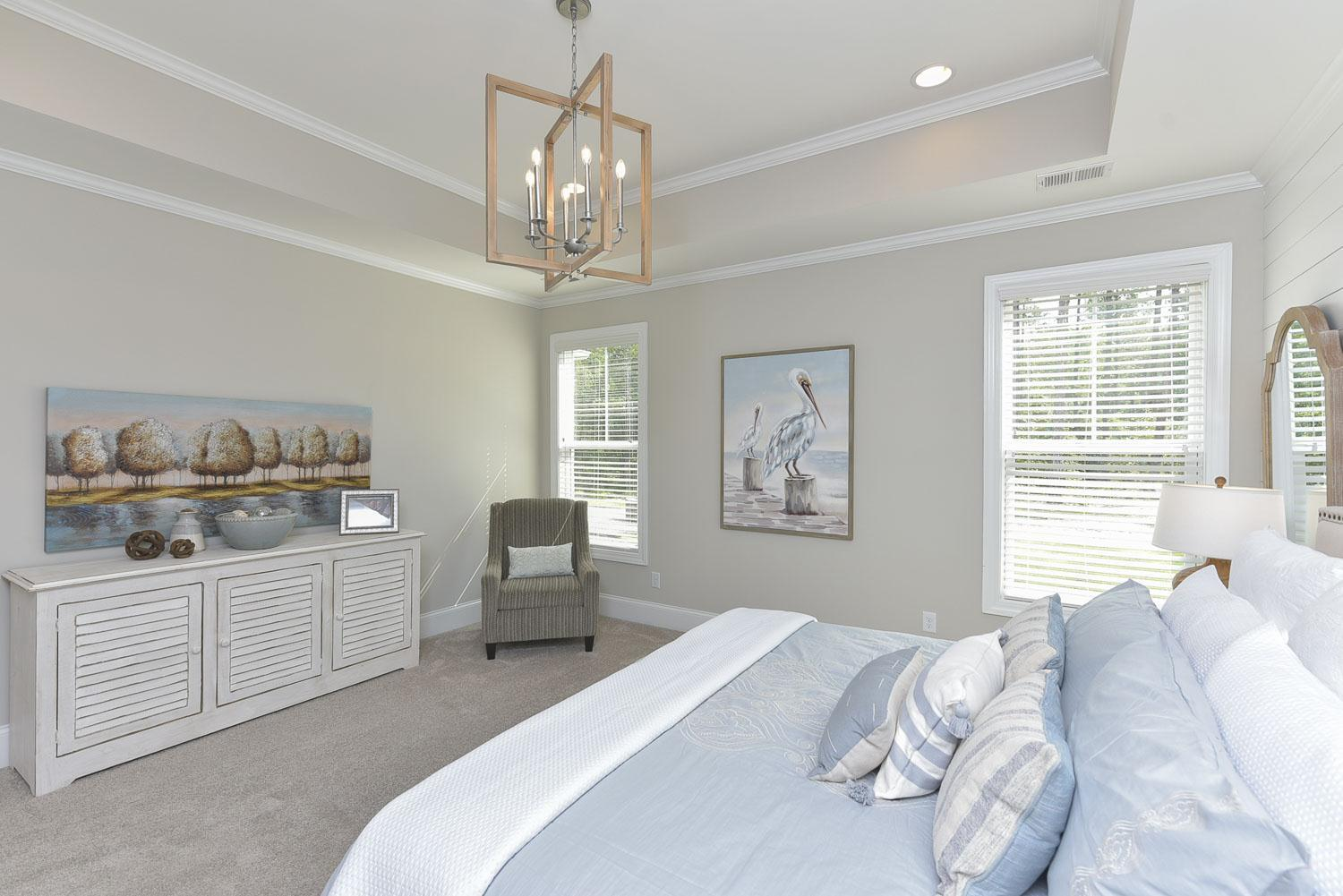 Bedroom featured in the Northwood Villas-Sawgrass III By Executive Construction Homes