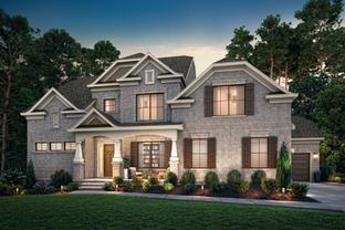 Tidewater- 5BR- Redbay - Woodcreek Farms: Elgin, South Carolina - Executive Construction Homes