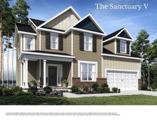 Sanctuary V- Classic Series/Village Series - Lake Carolina: Columbia, South Carolina - Executive Construction Homes
