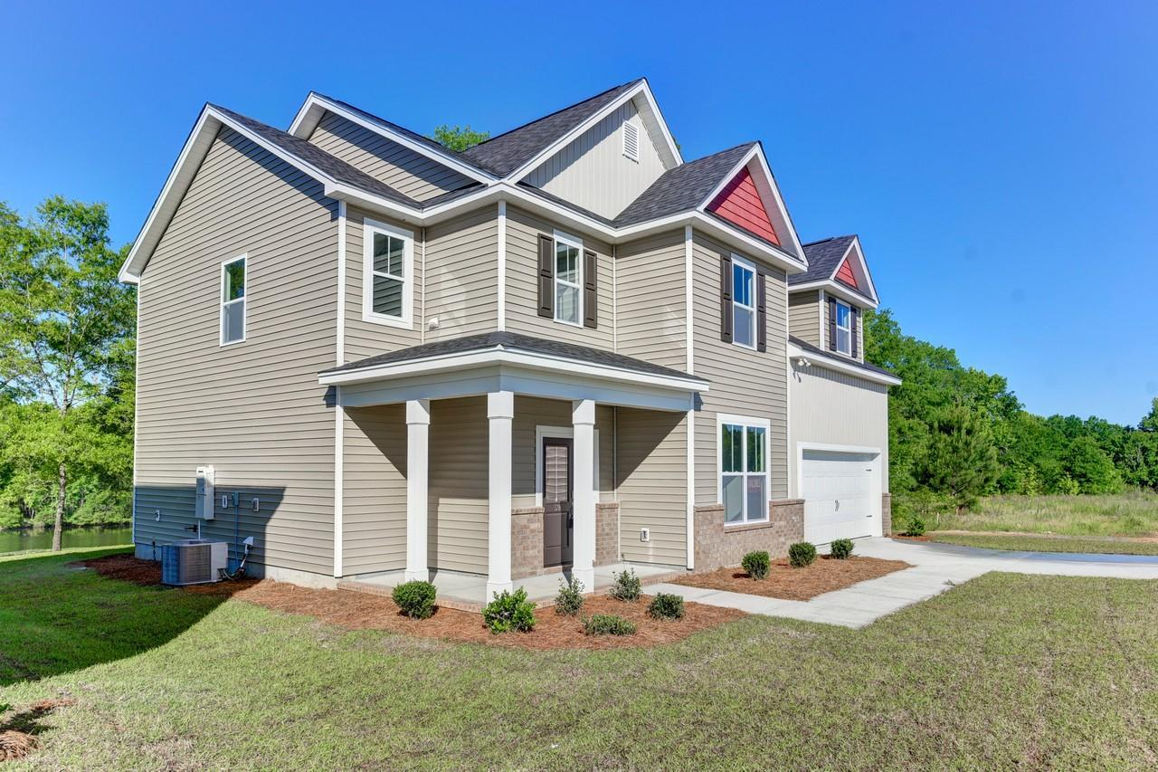 Exterior featured in the Sanctuary V By Executive Construction Homes in Columbia, SC