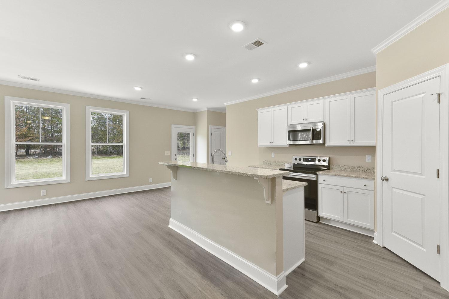 Kitchen featured in the Wildwood IV By Executive Construction Homes in Columbia, SC