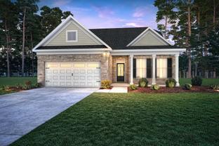 Callawassie- Club Ridge Designer Series - Club Ridge Cottages at Woodcreek Farms: Elgin, South Carolina - Executive Construction Homes