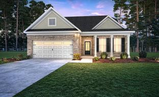 Club Ridge Cottages at Woodcreek Farms by Executive Construction Homes in Columbia South Carolina