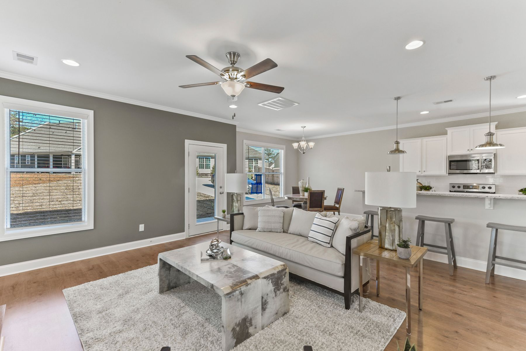 Living Area featured in the Sparrow By Executive Construction Homes in Columbia, SC