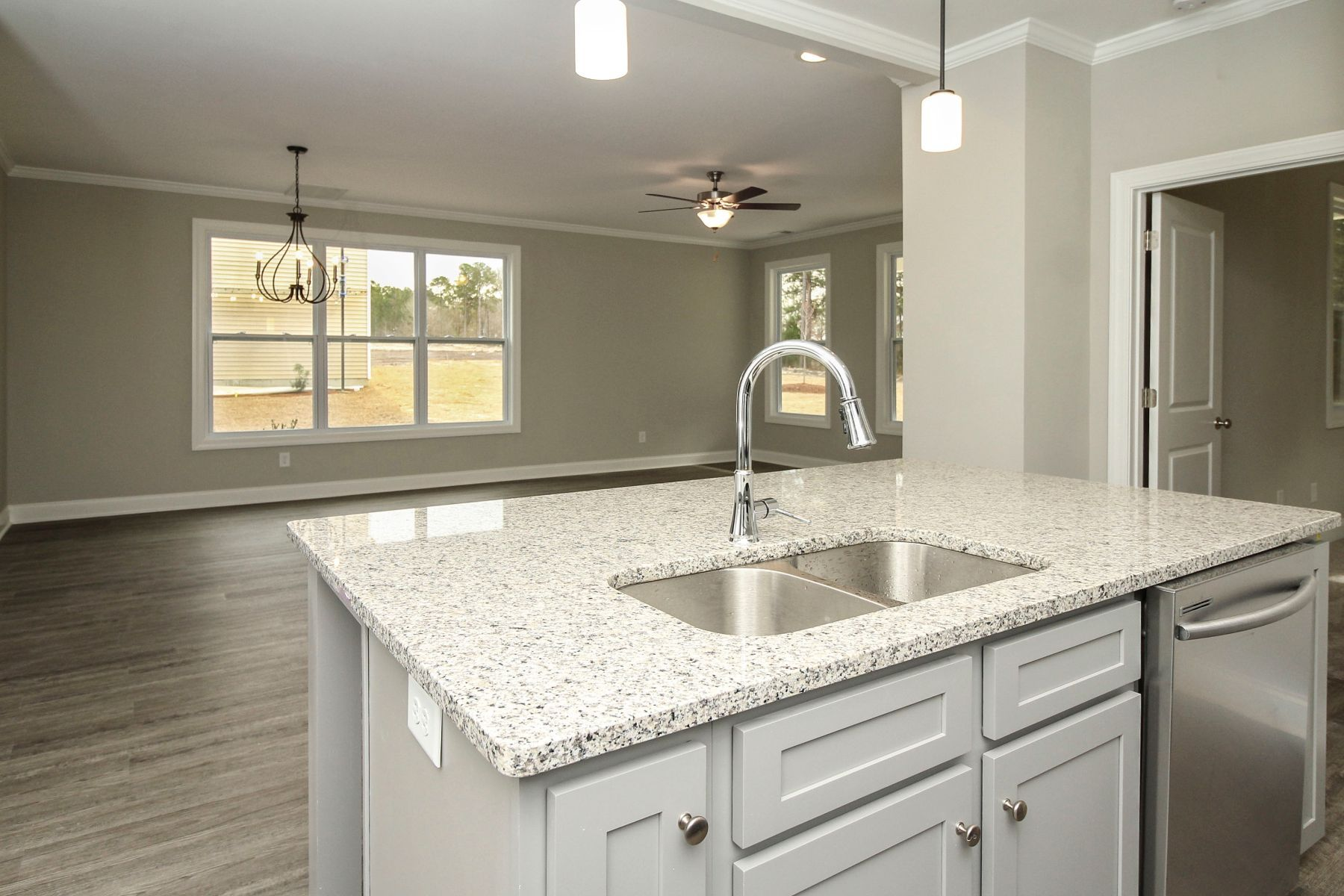 Kitchen featured in The Aviary By Executive Construction Homes in Columbia, SC