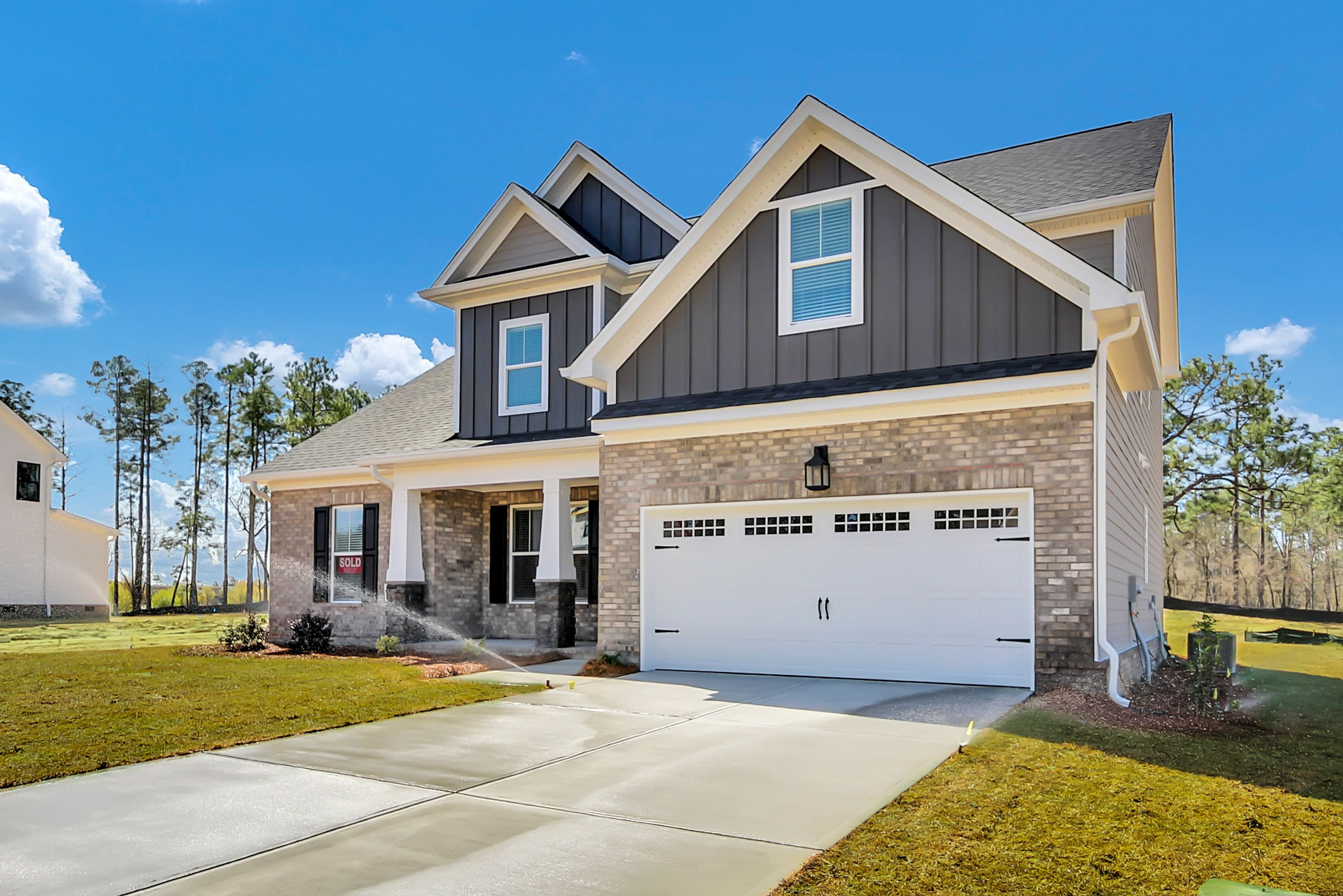 Exterior featured in the Shorewood- Designer Series By Executive Construction Homes in Columbia, SC