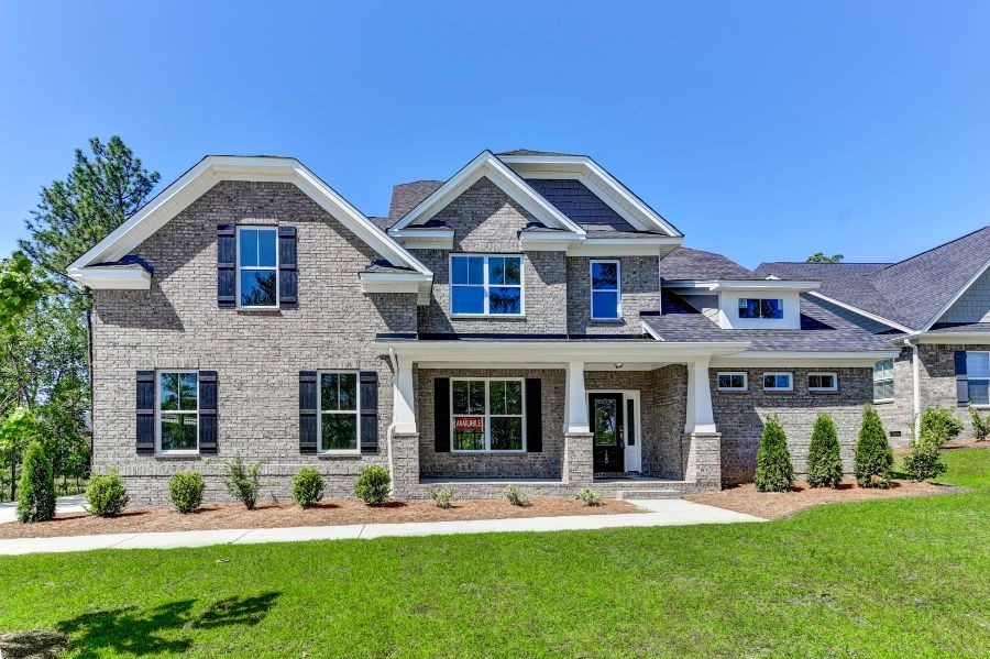 'Woodcreek Farms' by Executive Construction Homes in Columbia