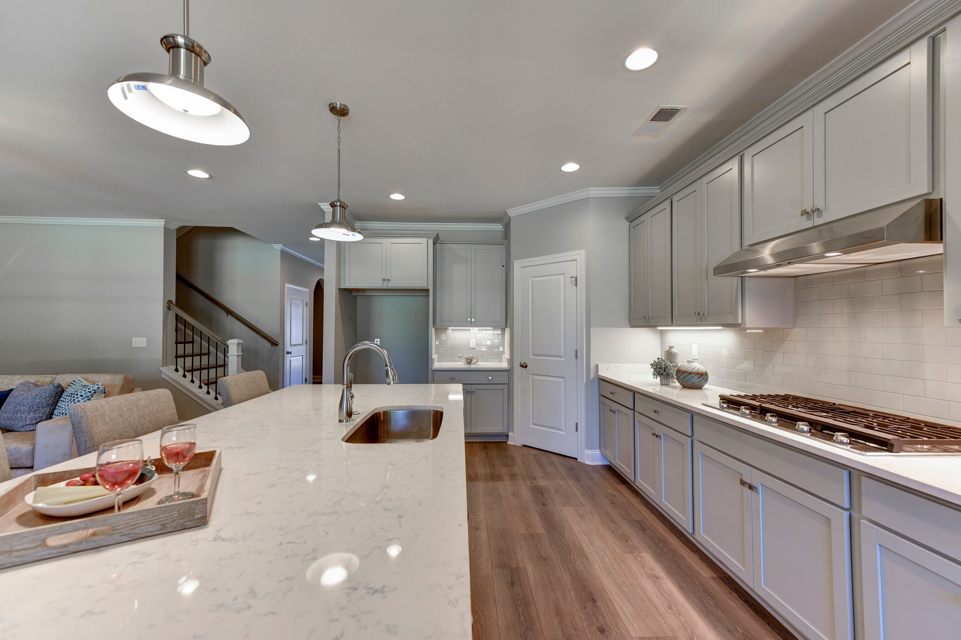 Kitchen featured in the Litchfield- NWV By Executive Construction Homes in Columbia, SC