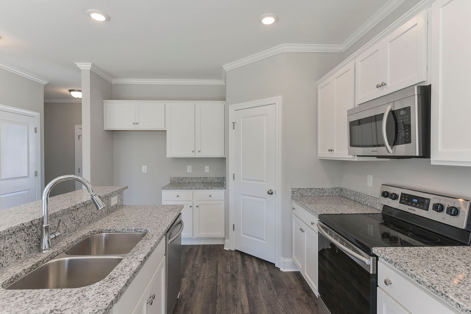 Kitchen featured in the Wildwood Sidney Walk By Executive Construction Homes in Columbia, SC