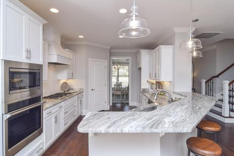 Kitchen-in-Congaree C-at-Woodcreek Farms-in-Elgin