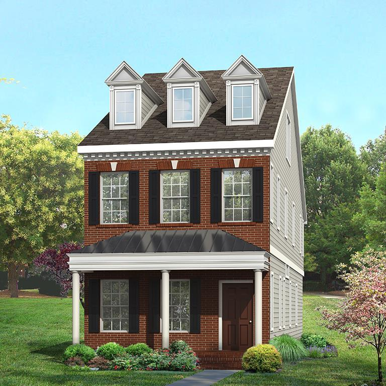 Exterior featured in the Sumter By ExperienceOne Homes, LLC in Raleigh-Durham-Chapel Hill, NC
