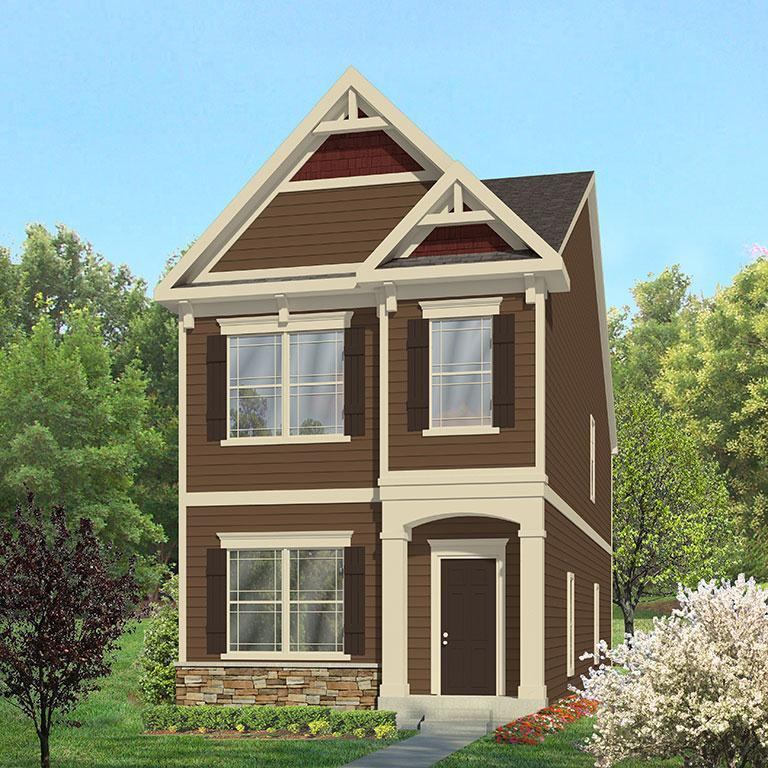 Exterior featured in the Palmetto By ExperienceOne Homes, LLC in Raleigh-Durham-Chapel Hill, NC